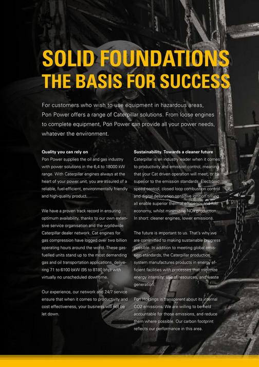 Pon Power - Oil & Gas Brochure (EN) - Pagina 6-7 - Created with