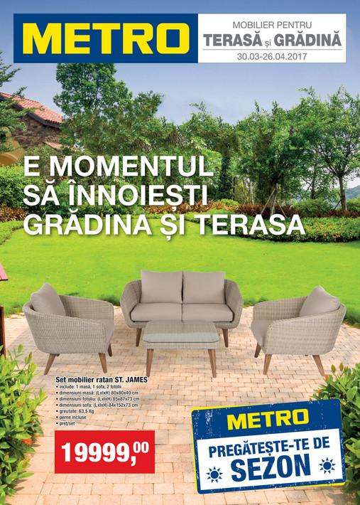 Cautareduceri Md Metro Moldova Special Terasa Si Gradina Nr 07 2017 30 Martie 26 Aprilie Pagină 2 3 Created With Publitas Com