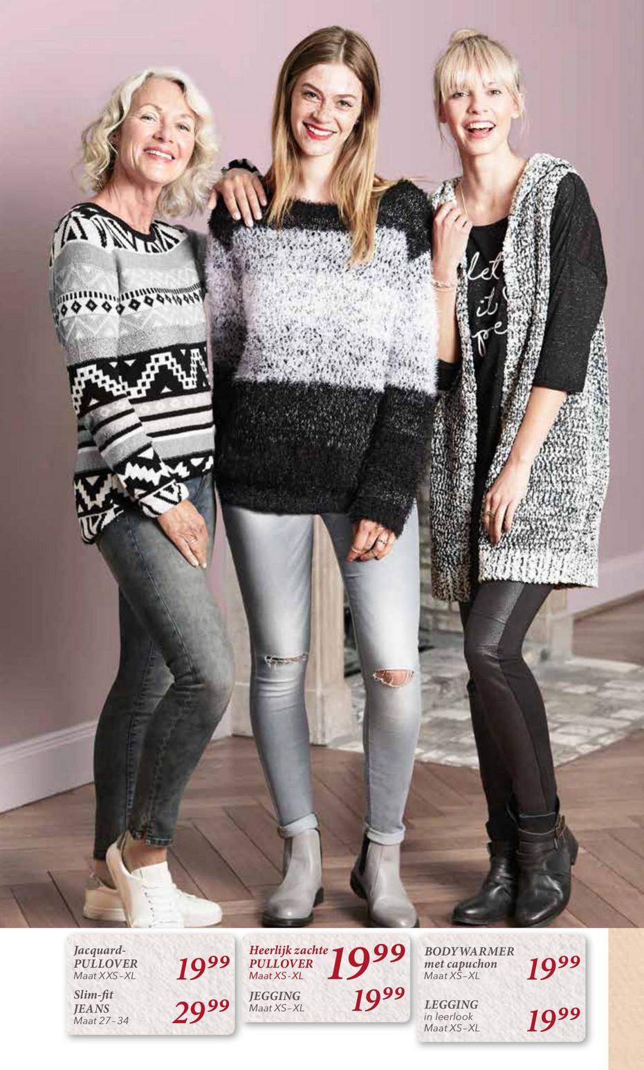 Folderaanbiedingen Takko fashion folder 5 oktober tm 31