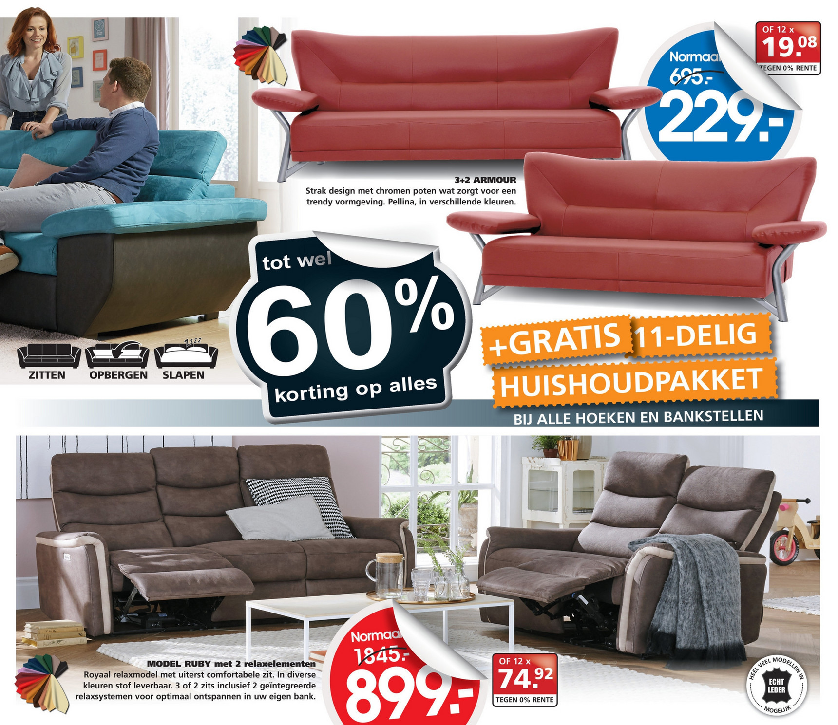 Seats And Sofas Bankstellen.Folderaanbiedingen Seats And Sofas Folder 28 November Tm 3
