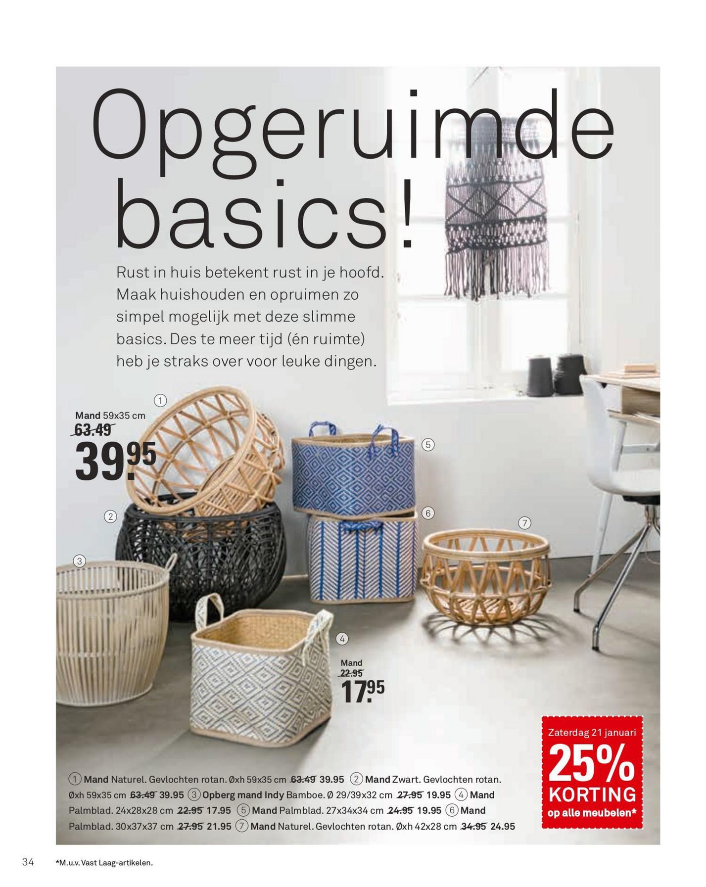 Folderaanbiedingen Karwei Idee Magazine Januari 2017
