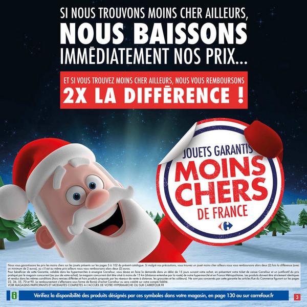 Pagina Folderaanbiedingen Carrefour Catalogue 3 Noël 2 Jouets xsQoBhrdtC