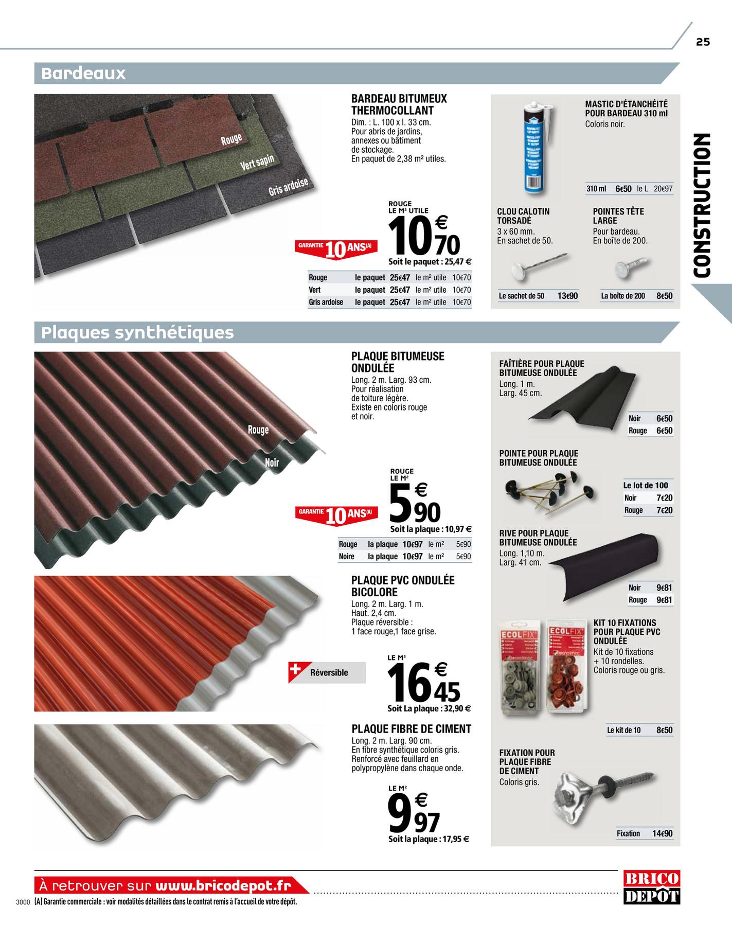 Folderaanbiedingen Catalogue Brico Depot Pagina 26 27