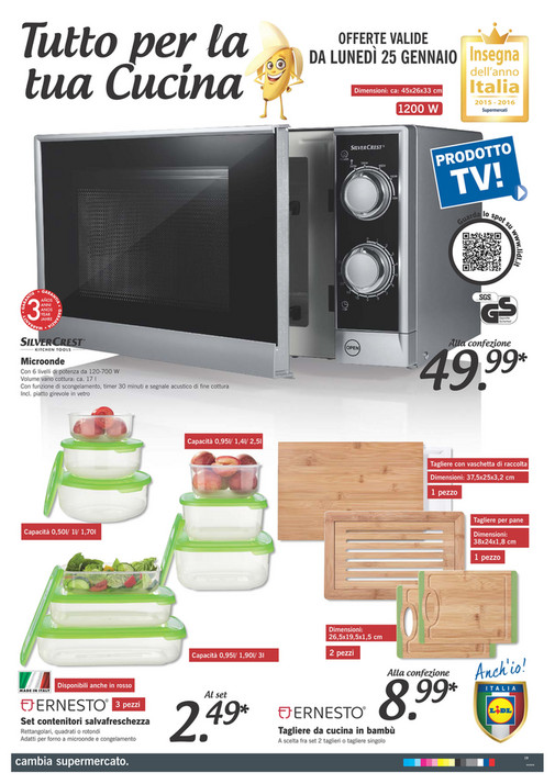 SP - Volantino Lidl - Viva Mexico - Page 18-19 - Created with ...