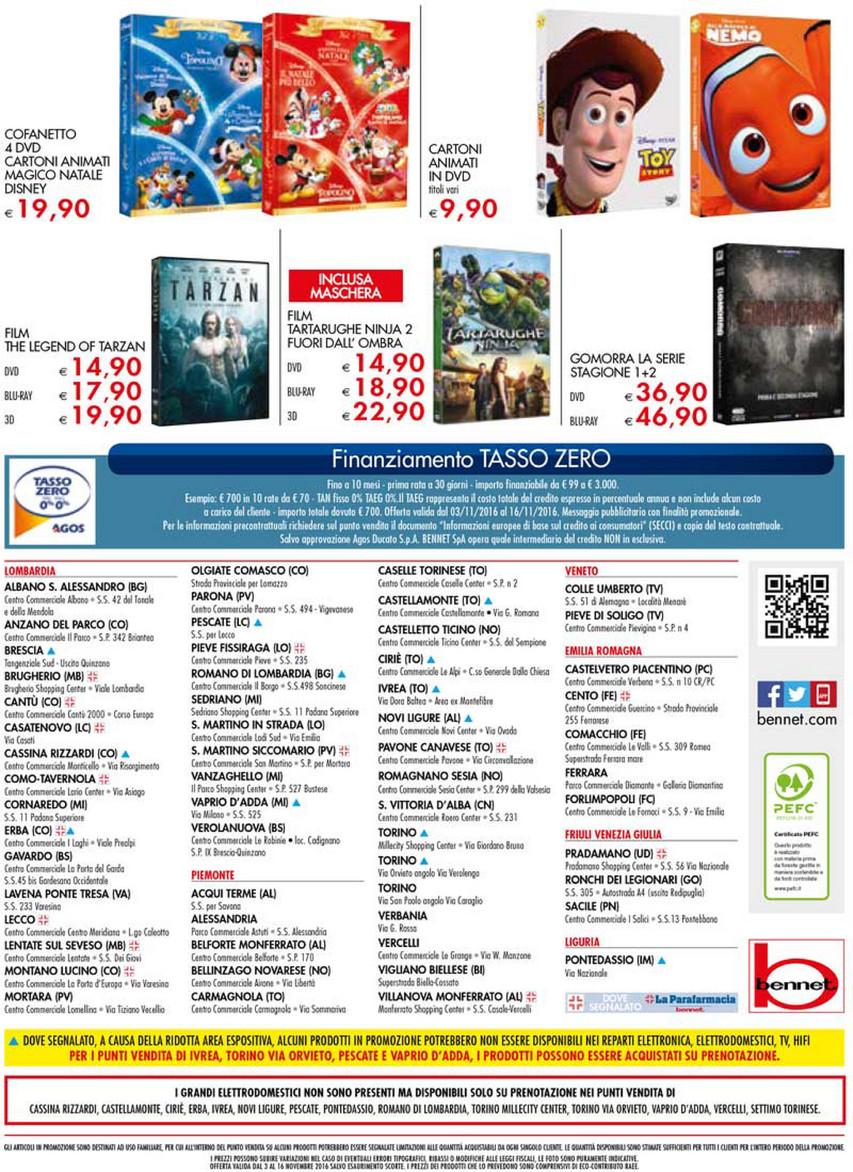 size 40 e90aa a8757 SP - Volantino Bennet - Voglia di Tecnologia - Page 8 ...