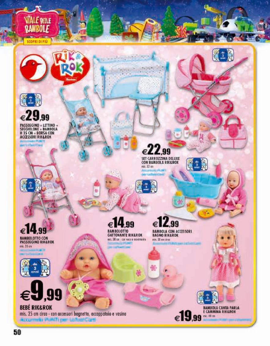 SP - Volantino Auchan - Il paese dei giocattoli - Page 50-51