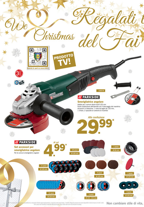 Sp Volantino Lidl We Love Christmas Dal 5 Al 11 Dicembre 2016