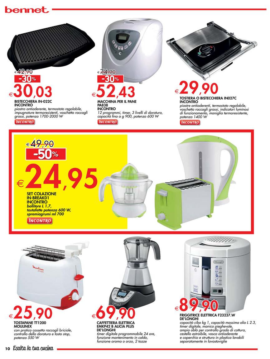 promo code af118 776ce SP - Volantino Bennet - Esalta la tua cucina dal 19 Gennaio ...