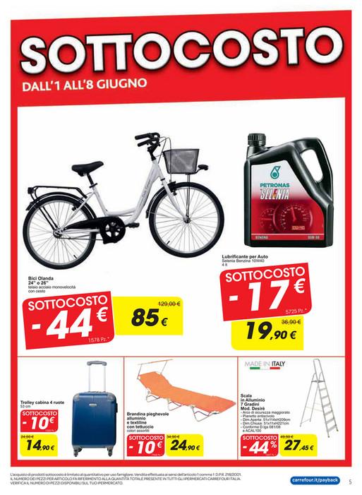 Bicicletta Olanda Carrefour