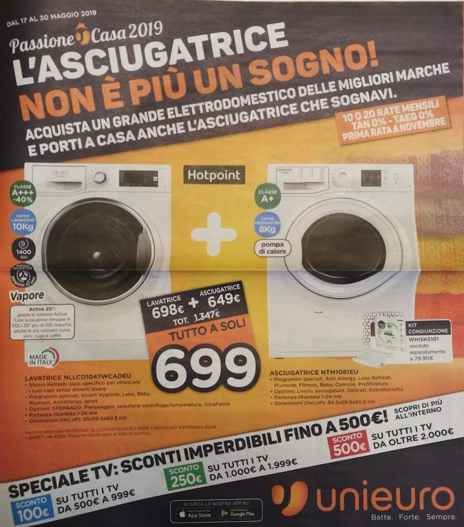 size 40 c8969 5990d Volantino Unieuro