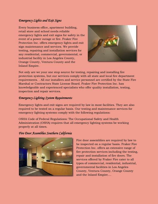 frakerfire - Emergency Lights for Businesses Ventura VA - Page 2-3