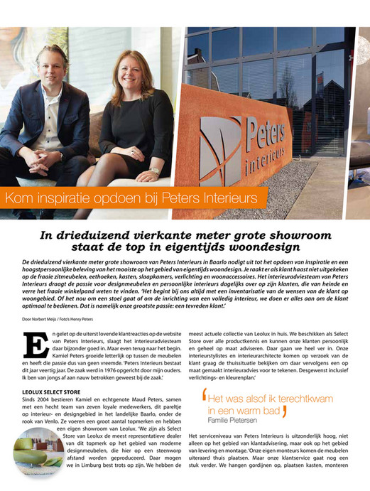 Nummer 1 - Nummer1_april2016 - Pagina 10-11 - Created with Publitas.com