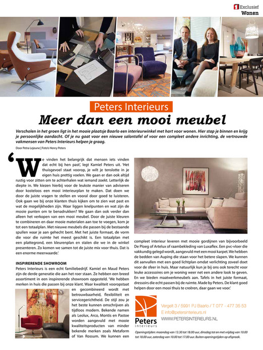 Nummer 1 - Nummer1_november2016 - Pagina 12-13 - Created with ...