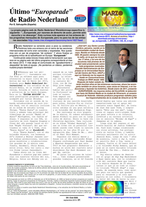 Club S500  Número 25 - Page 20-21 - Created with Publitas com