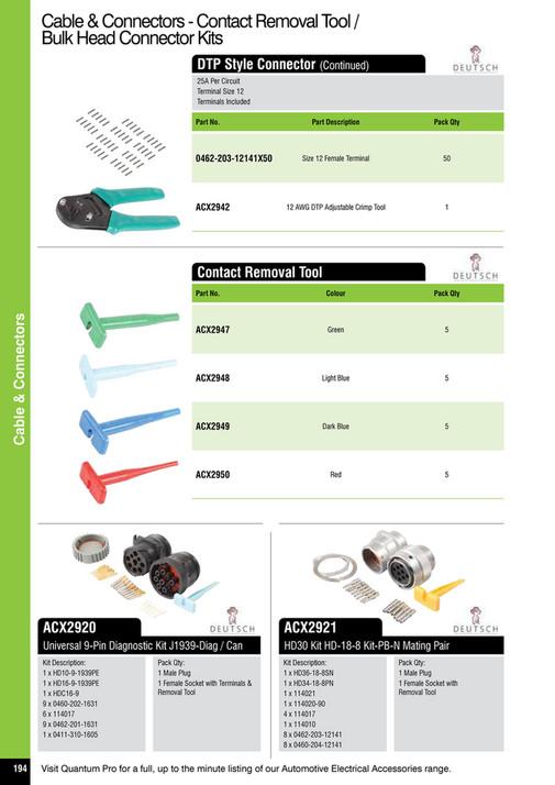 Ashdown-Ingram - Ashdown-Ingram Automotive Electrical Accessories