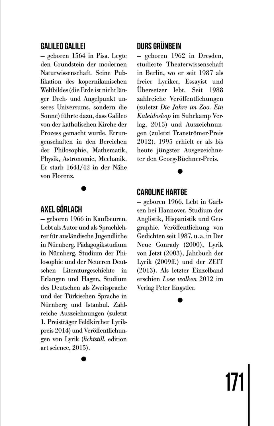 Homunculus Verlag Seitenstechen 2 Dunkle Energie