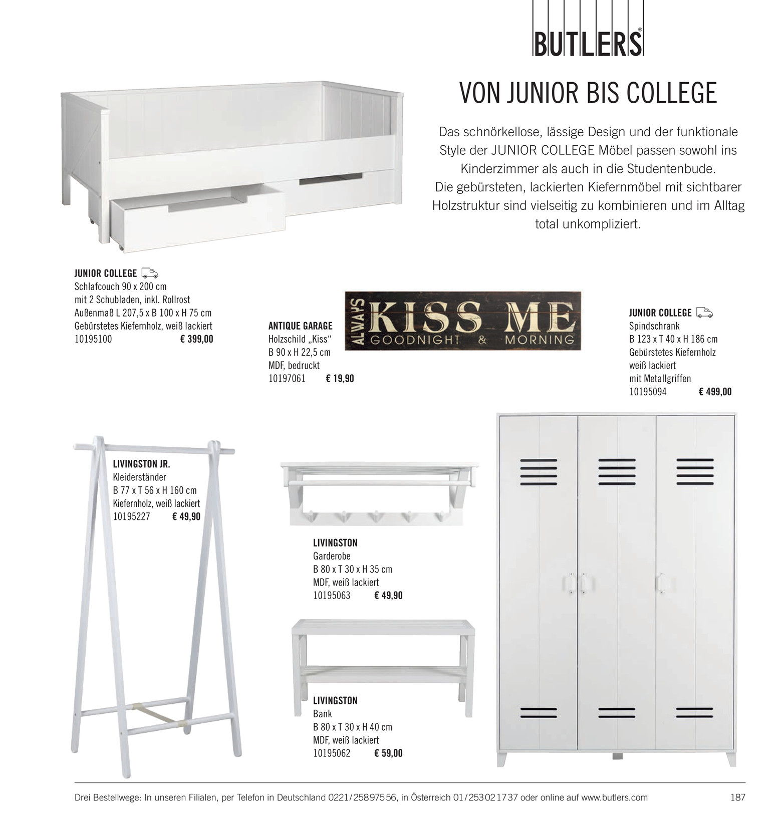 Butlers Katalog De Wohnst Cke Katalog 2014 Seite 186 187