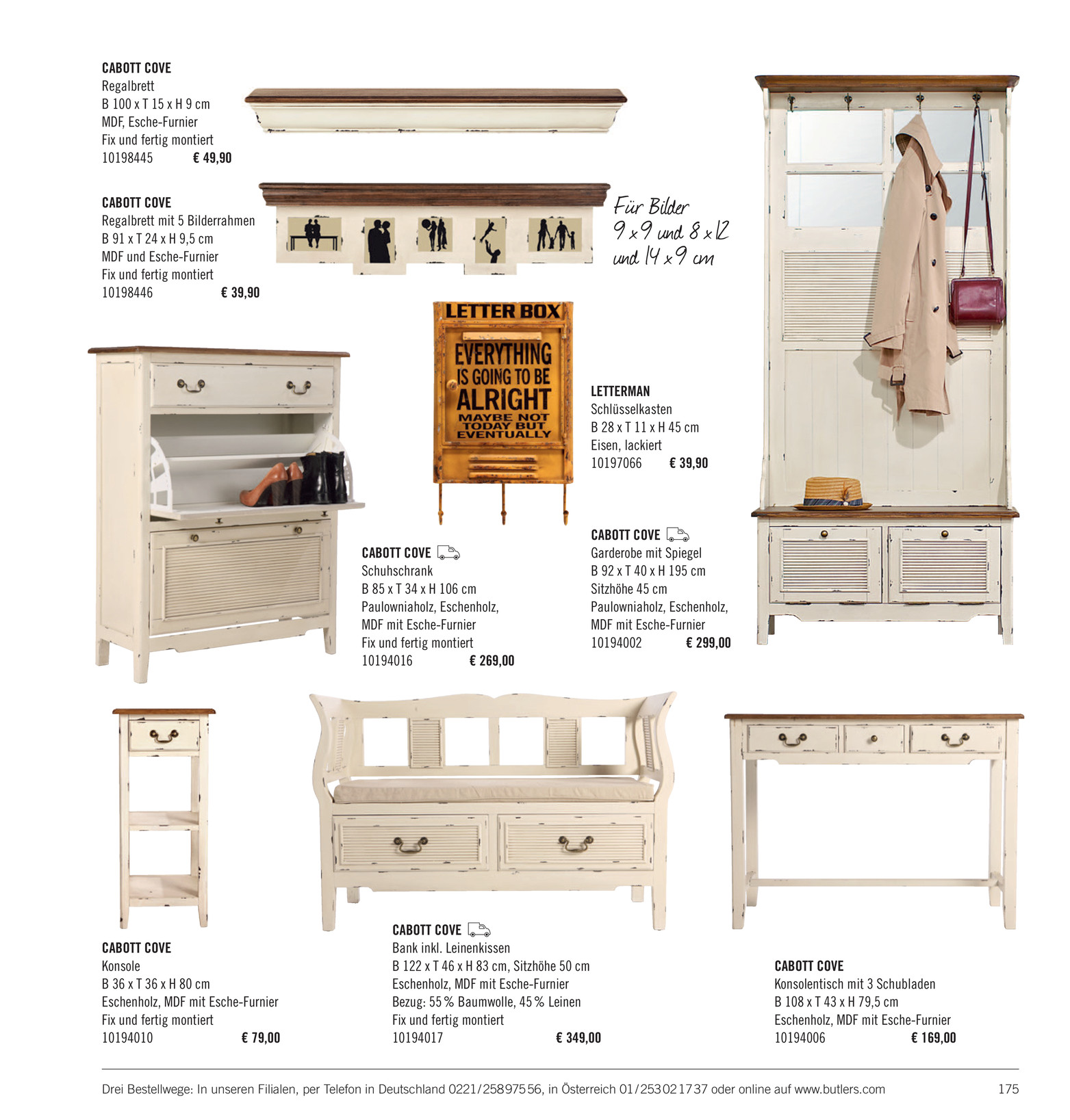 Butlers Katalog De Wohnst Cke Katalog 2014 Auszug