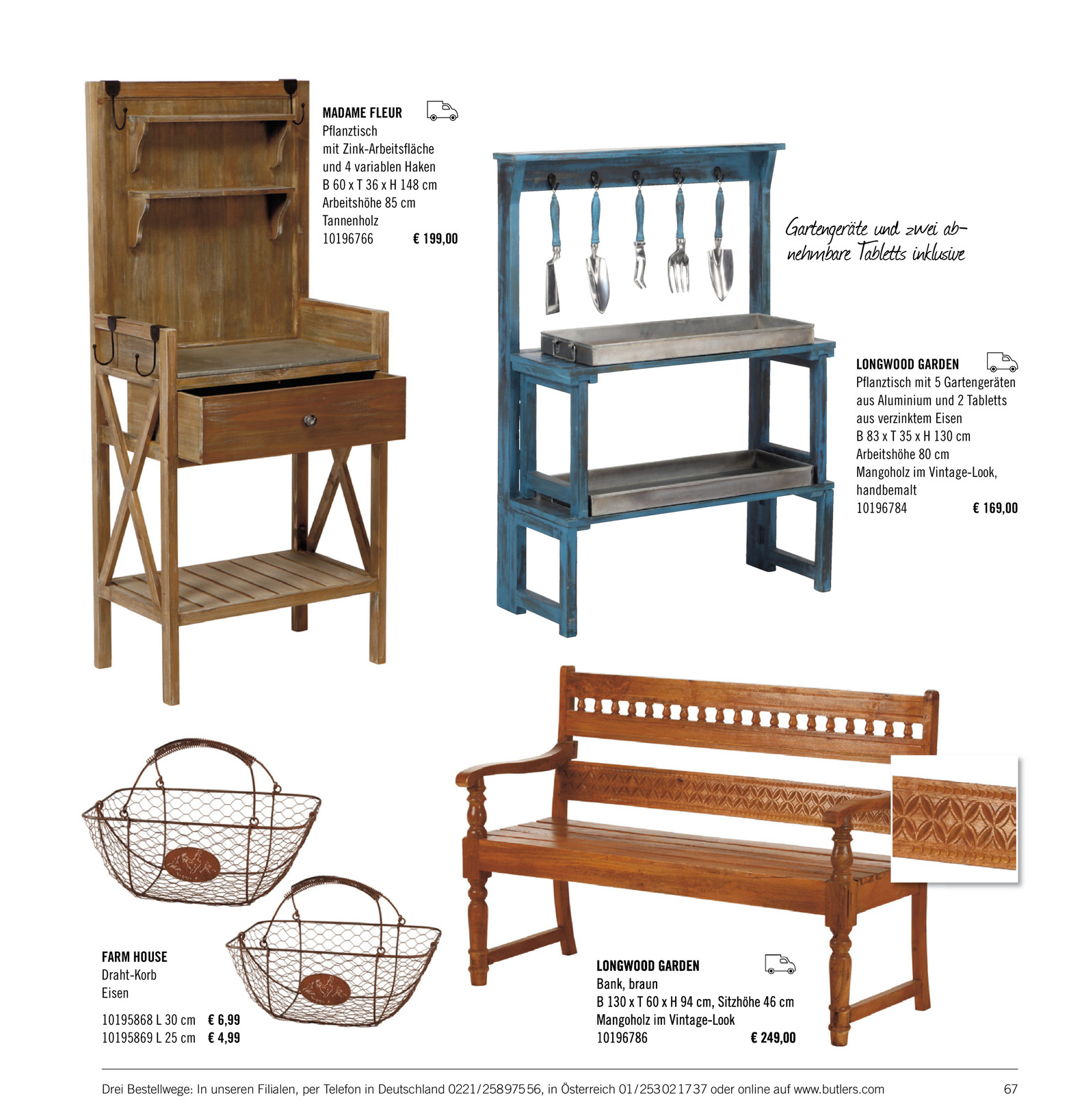 Butlers Katalog De Blaetterkatalog Garten Seite 66 67