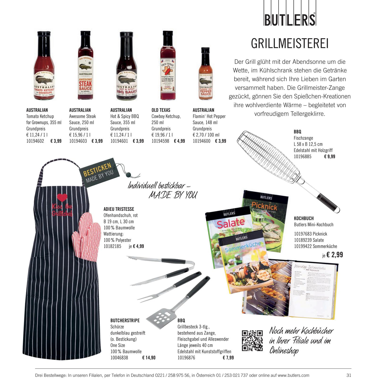 Butlers Katalog De Preview Sonnenst Cke Katalog 2015
