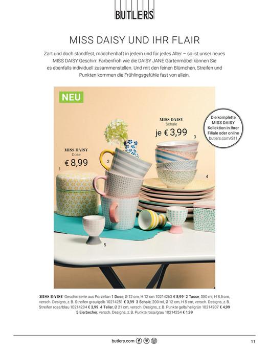 Butlers Katalog butlers-katalog de - katalog sonnenstuecke 2018 - seite 10-11