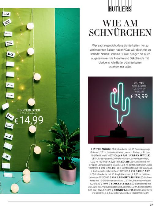 Butlers Katalog butlers-katalog de - katalog sonnenstuecke 2018 - seite 36-37