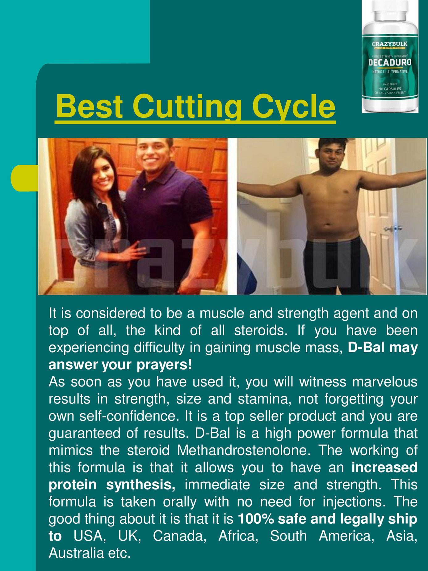 Cycle steroids cutting steroid discussion