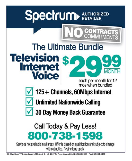 Spectrum Channels Guide