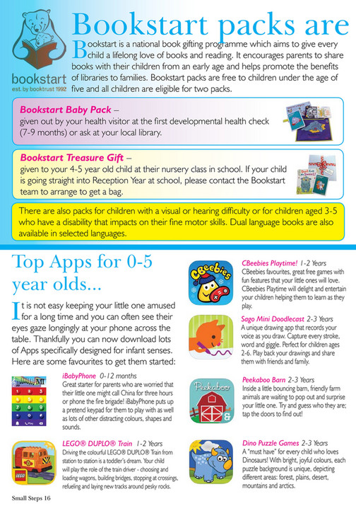 Small Steps Online - Solihull-2016- 2017 - Page 18-19 - Created with on