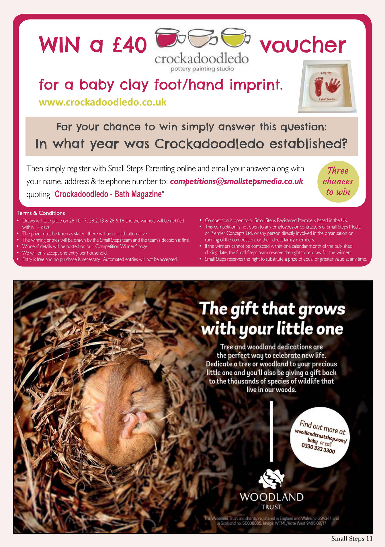 Small Steps Online - Bath-17 - Page 10-11 - Created with