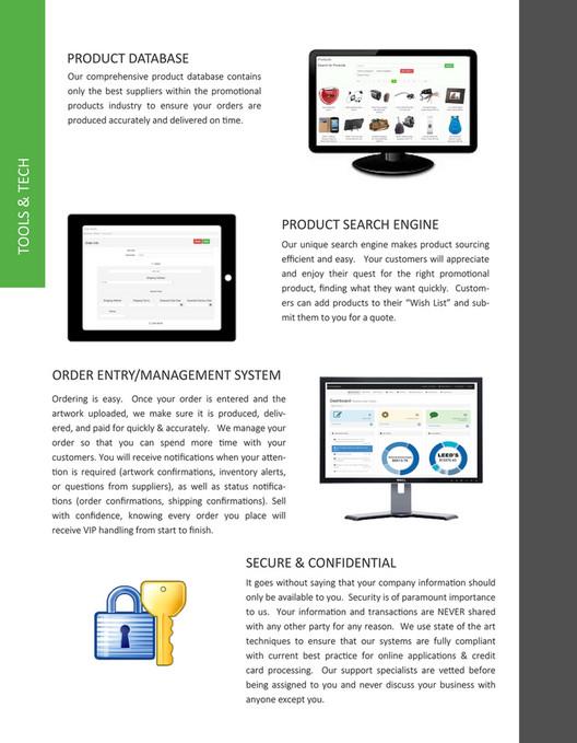 Promocatalyst - Promocatalyst Distributor Brochure - Page 4-5
