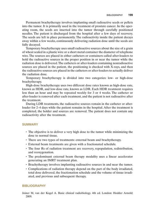 Radiobiology pdf clinical basic