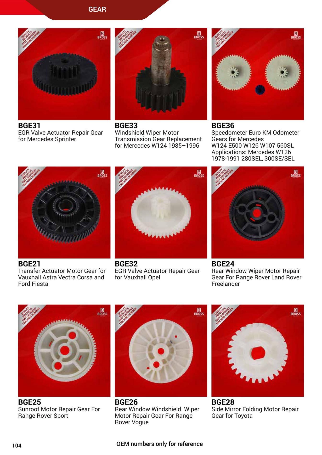Bross Auto Parts - Bross_Auto_Parts_Supply_Catalogue - Page