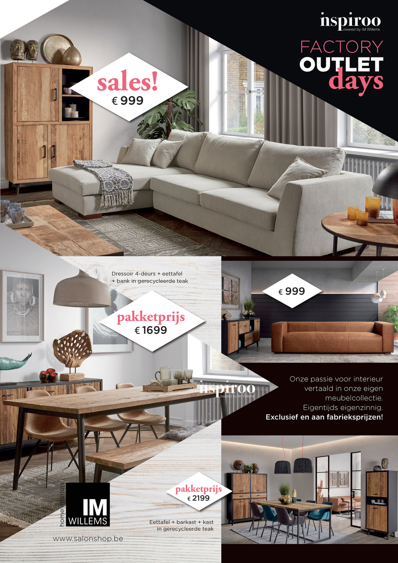 Design Eettafel Bank.Im Willems Folder Juli 2018 Page 2 3 Created With Publitas Com