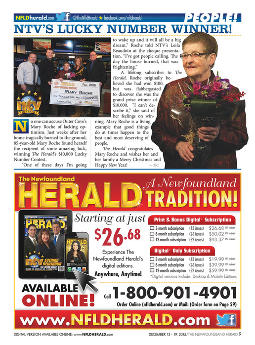 NL Herald - Issue 50 dec13-20 15 justin and dwight - Page 10-11