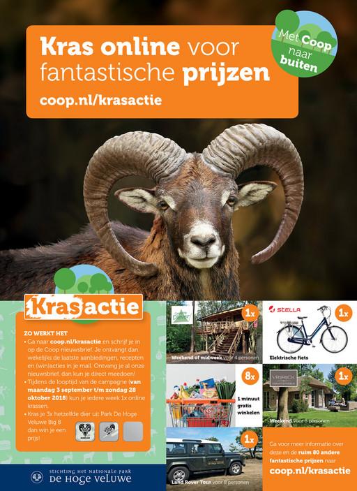 coop supermarkten - keukentafel magazine #4 - pagina 54-55