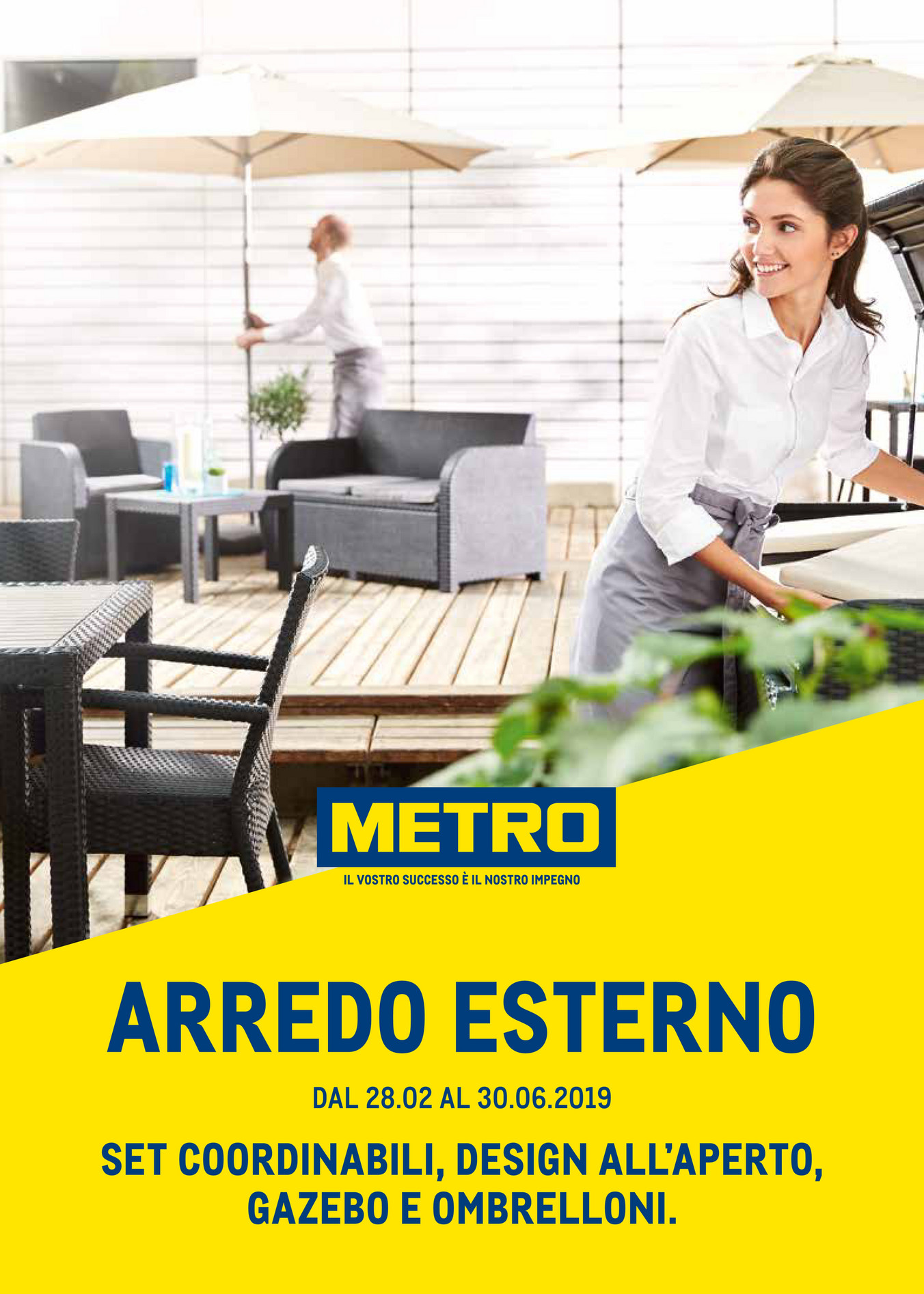 Maxi cc arredo esterno metro trento 2019 pagina 1 for Arredo esterno