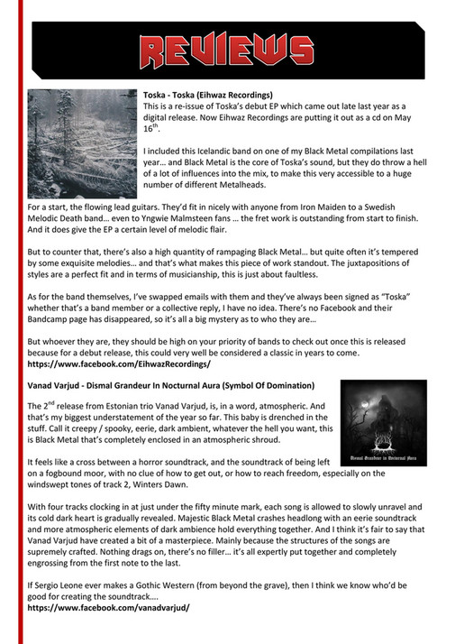 Beneath The Surface - Beneath The Surface Issue 5 - Page 36