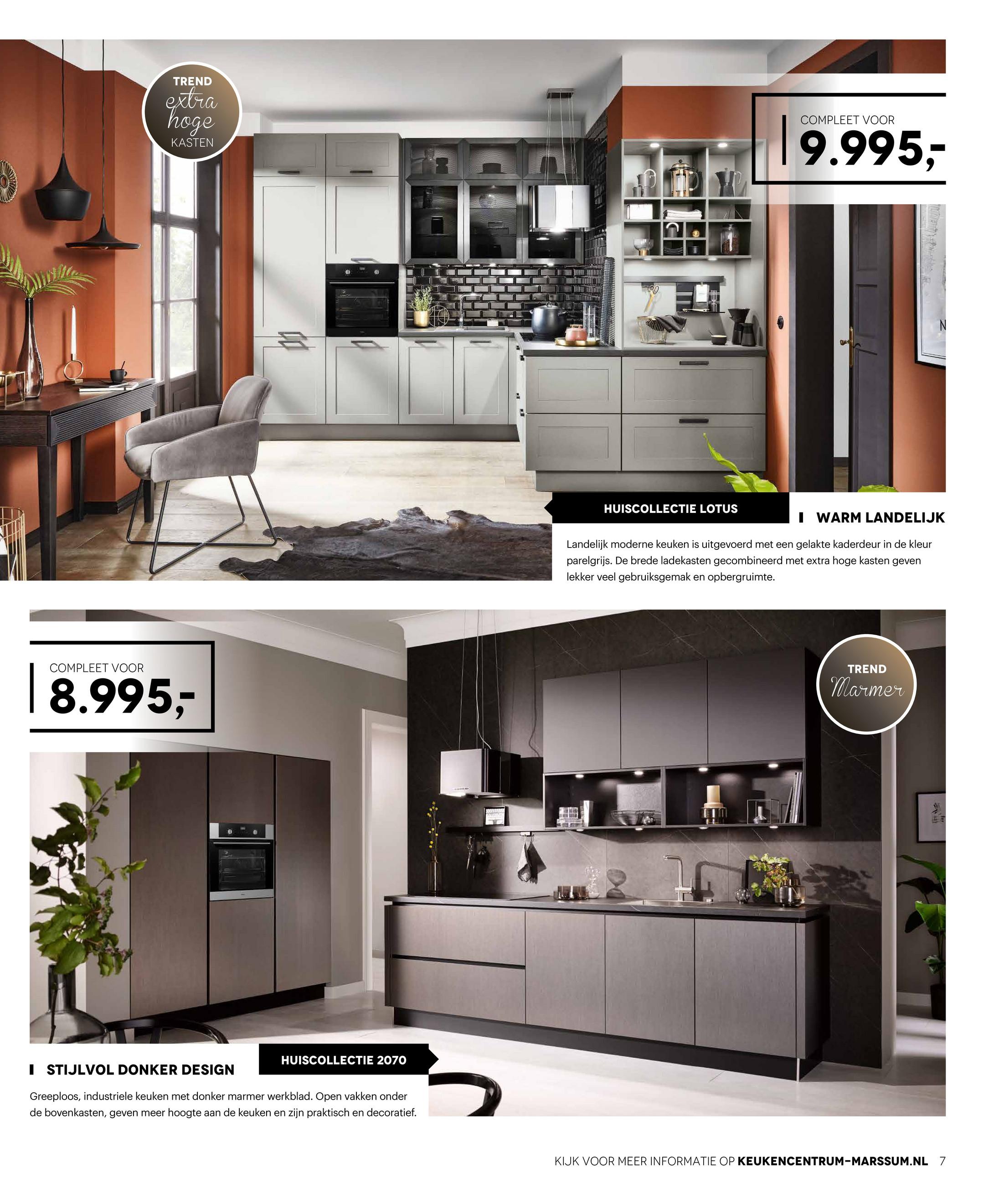 De Mooiste Keukenwinkel De Mooiste Keukenwinkel Folder Week 40 2020 Marssum Pagina 2 3