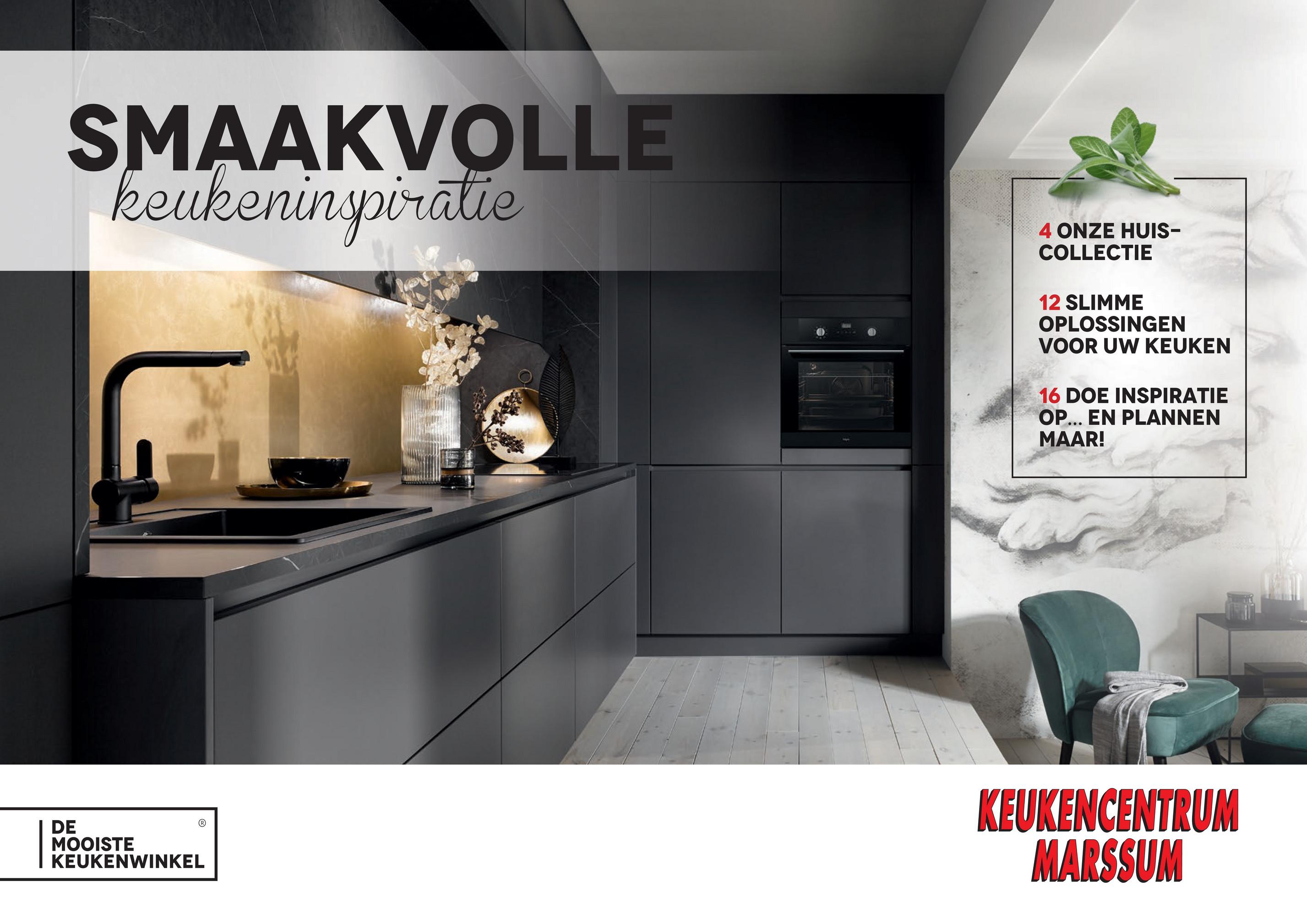 De Mooiste Keukenwinkel De Mooiste Keukenwinkel Magazine Marssum 2021 Pagina 2 3