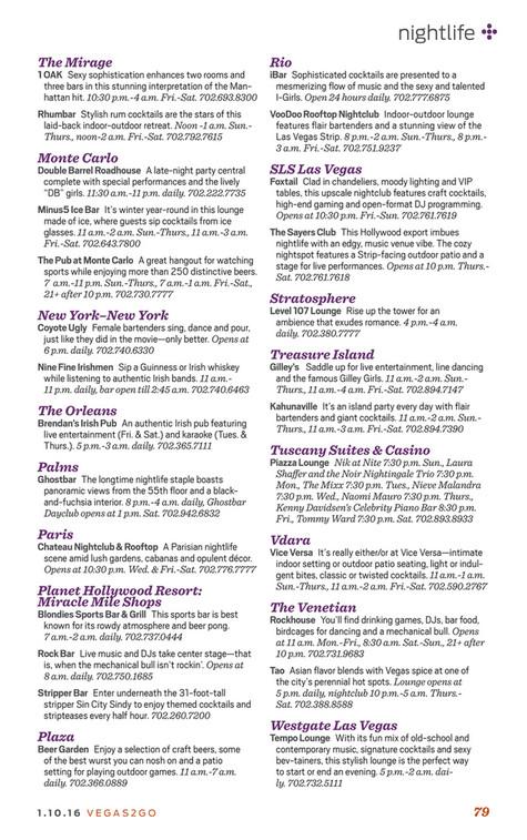 2du - Las Vegas 2GO Magazine - Page 76-77 - Created with