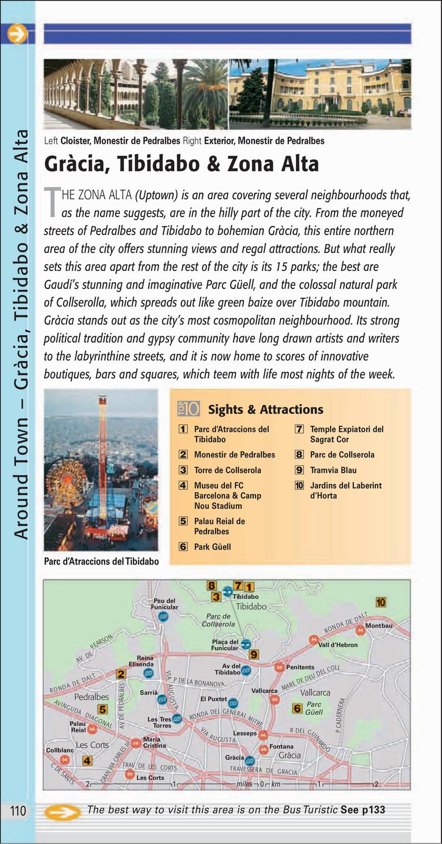 2du Barcelona Tourist Guide Page 110 111 Created With Publitas Com