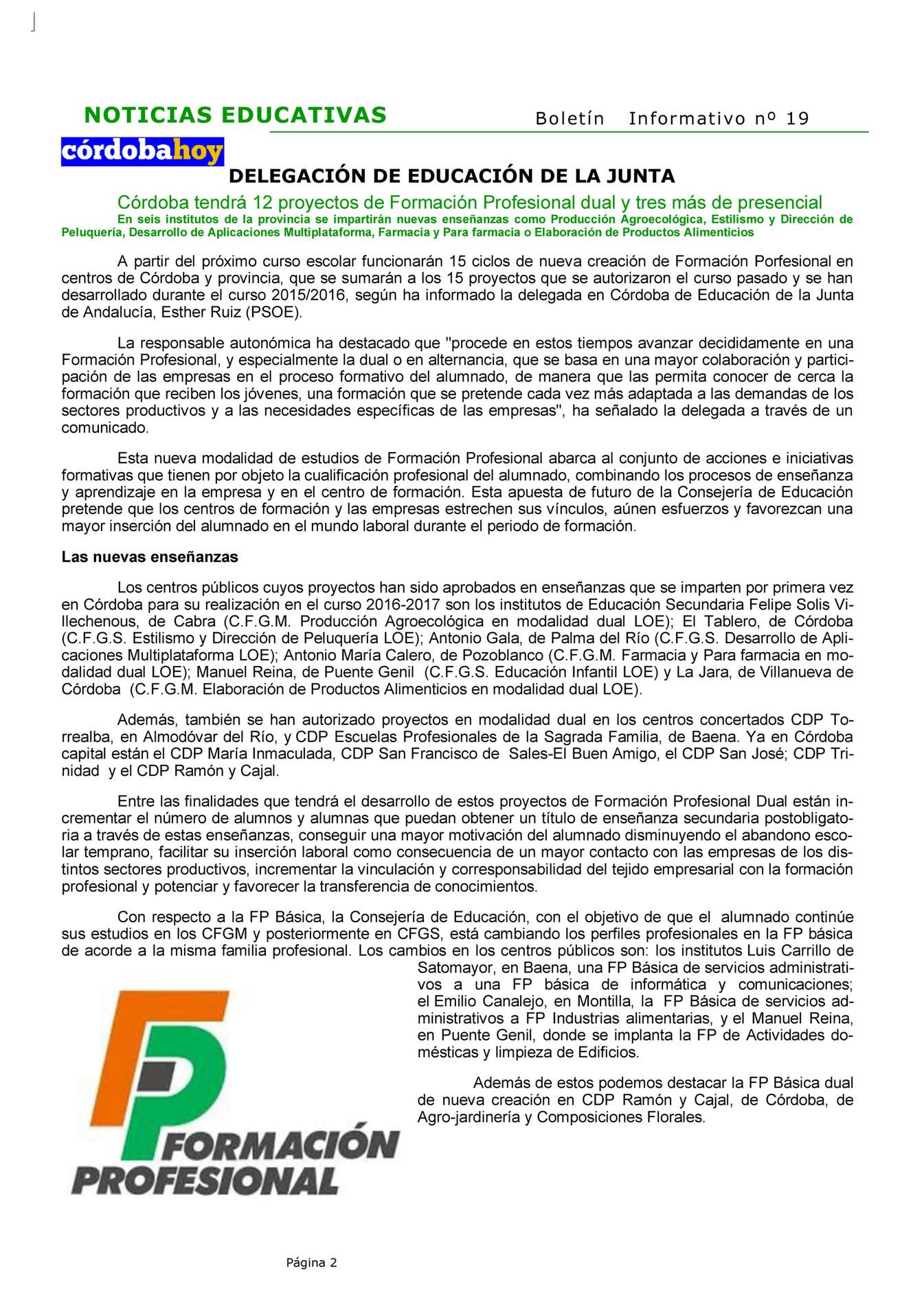 Fapa Agora Boletin 19 Page 2 3 Created With Publitas Com