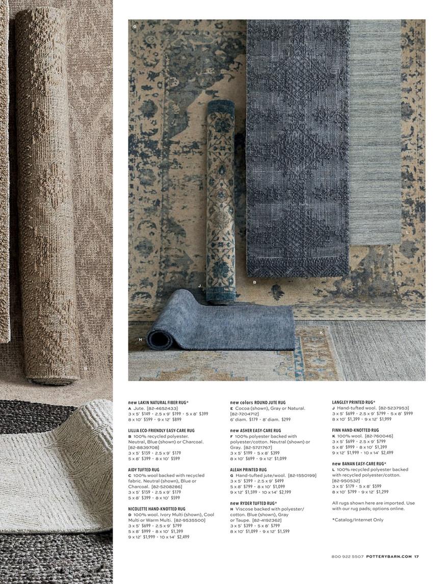 Aidy Hand Tufted Wool Rug Charcoal