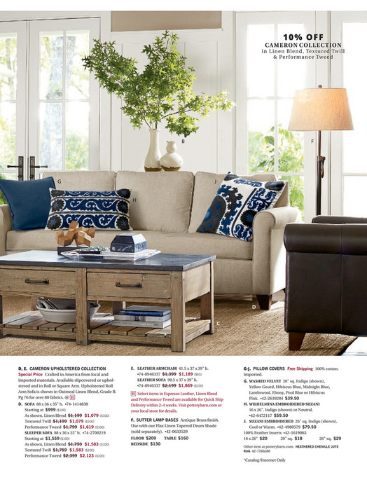 Pottery Barn Fall Preview Parker Reclaimed Wood Coffee - Pottery barn parker coffee table