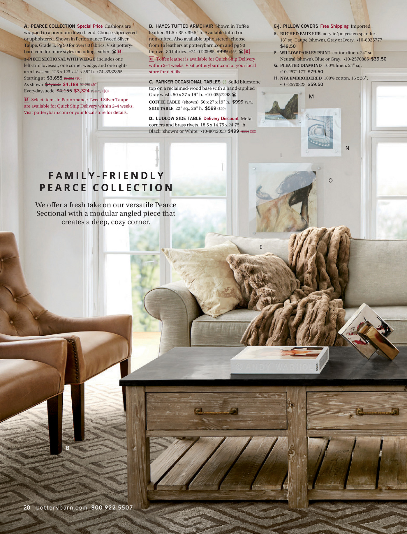 Pottery Barn Fall 2016 D2 Page 20 21