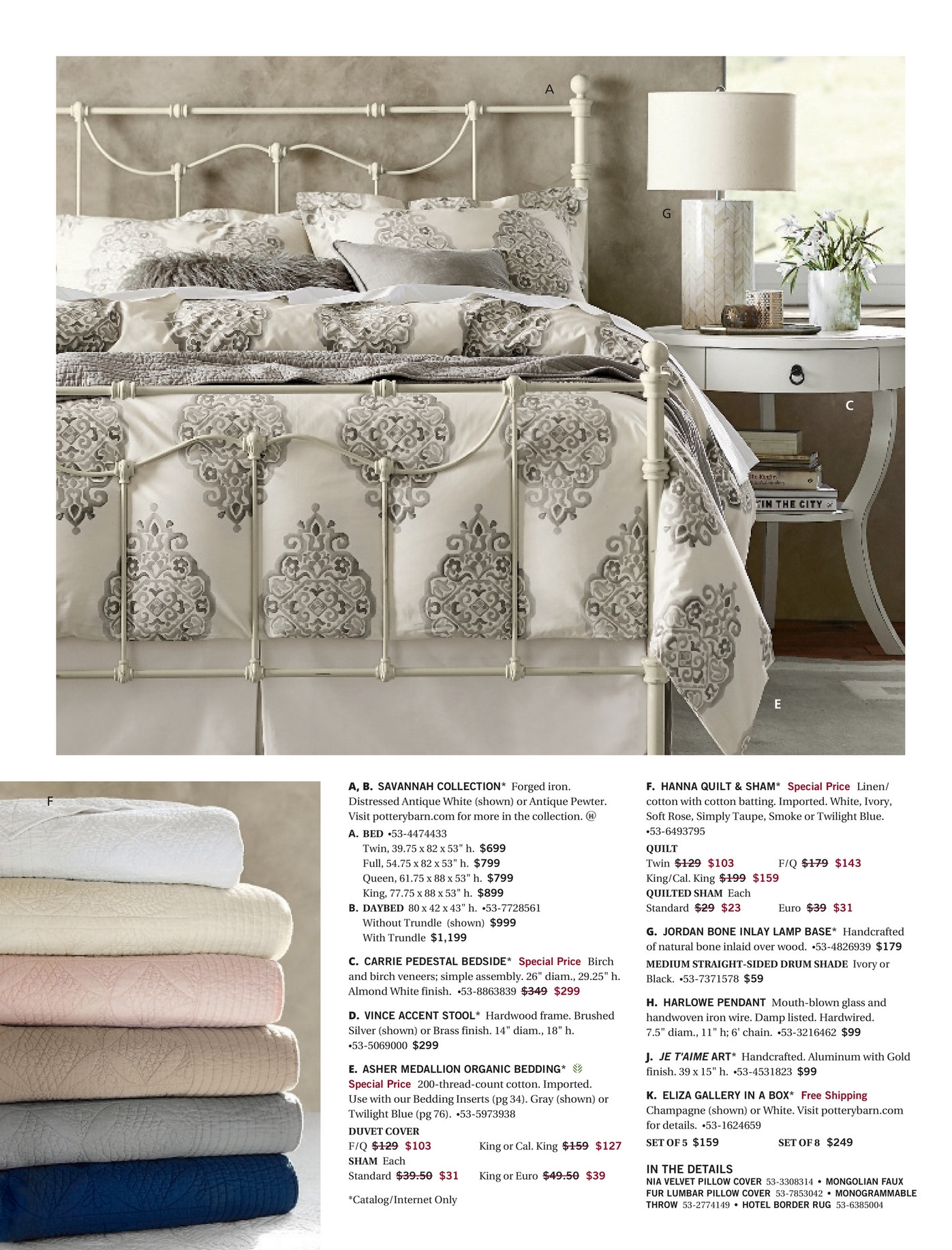 pottery barn - bed & bath spring 2017 d1 - page 46-47