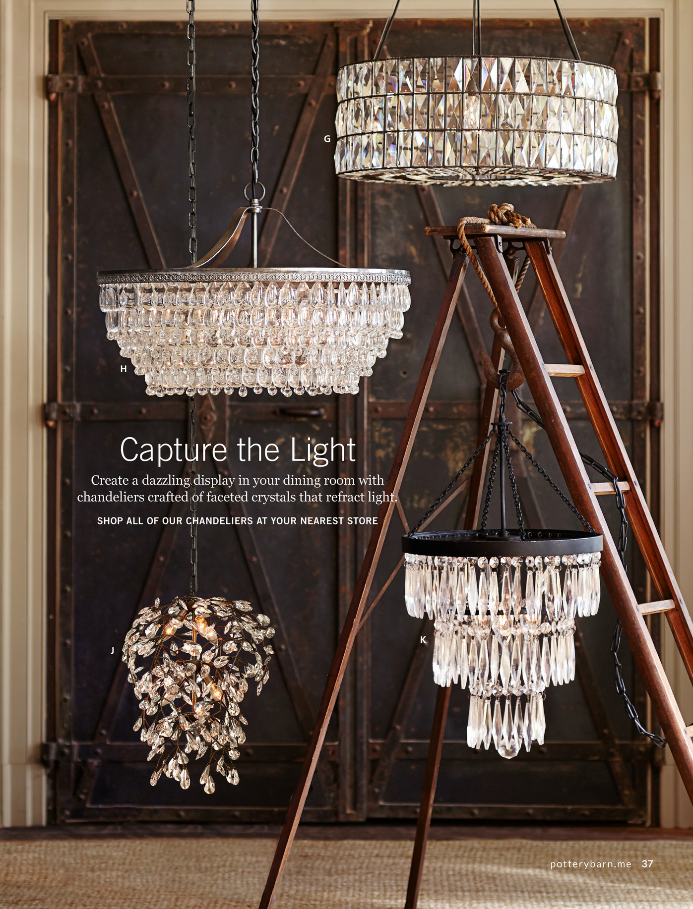 Pottery barn celeste chandelier - 37 Pottery Barn