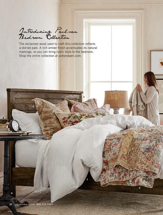 Intr Oducing Paulsen Bedroom Collecti On The Reclaimed Wood Used To Craft  This Collection Reflects A ...