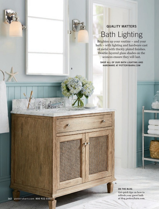 QUALITY MATTERS J Bath Lighting Brighten up your routine – and your bath – with lighting ...